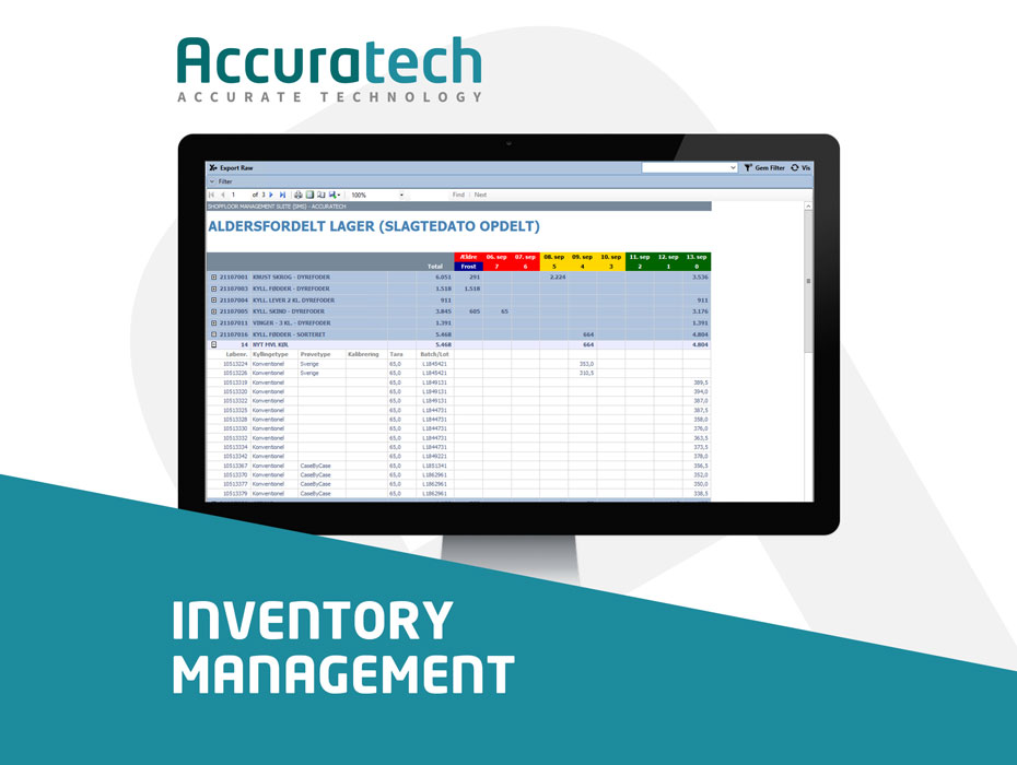 Shopfloor Management Suite - Accuratech