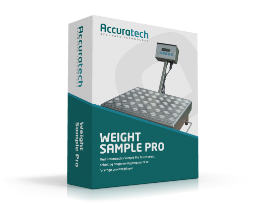 Weight Sample Pro
