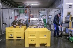 Nyheder Accuratech Accuratech Styrer Robotsortering Hos Danske Fiskeauktioner